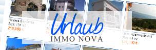 Immo Nova Urlaub